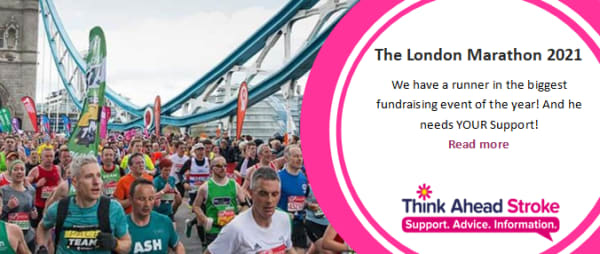 The London Marathon 2021